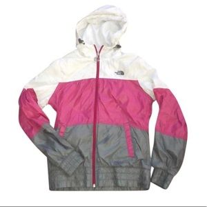 The NorthFace windbreaker